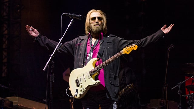 Tom Petty in San Diego (2017)