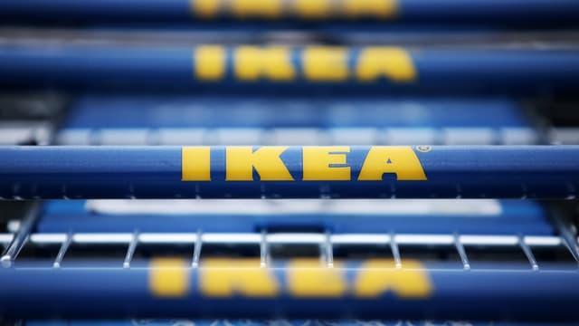 Logo Ikea.