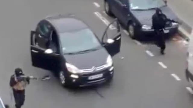 Die Attentäter von Paris