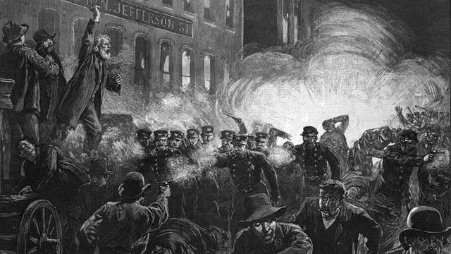 Protestas da lavurants en USA 1886.