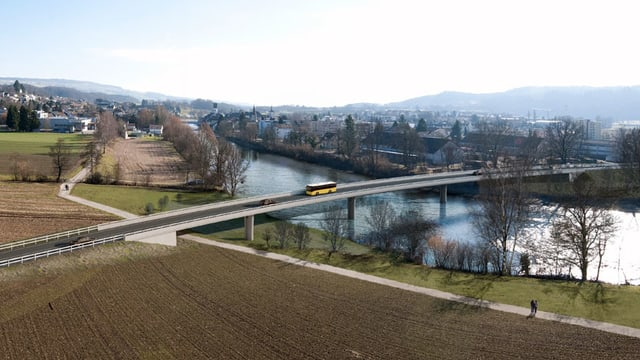 Visualisierung Brücke