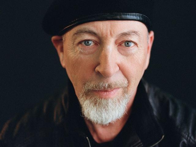 Porträt von Richard Thompson.