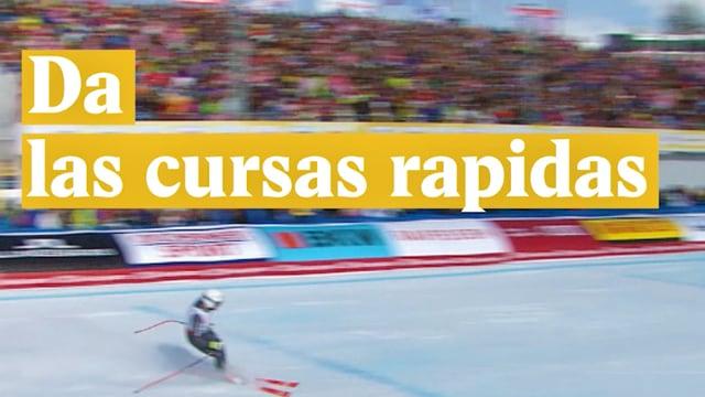 """Laschar ir video «Da las cursas rapidas als """"super-sems""""»"""