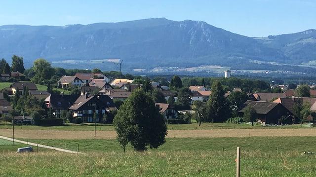 Dorfansicht von Horriwil
