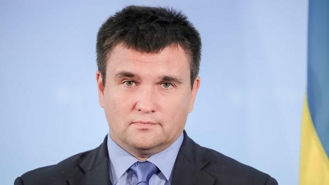 Aussenminister Pawel Klimkin