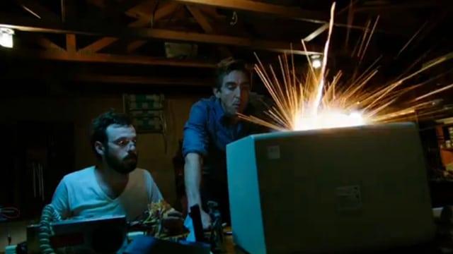 Joe und John wollen die Computerwelt revolutionieren.
