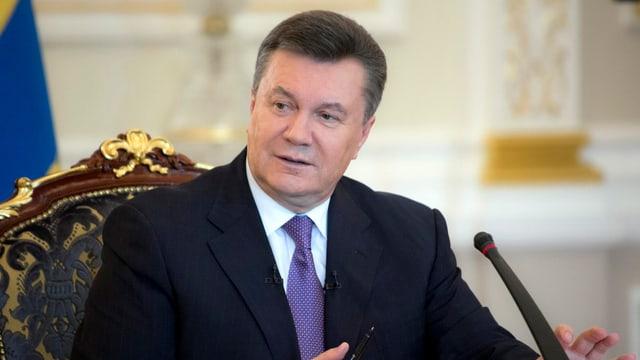 Viktor Janukowitsch.