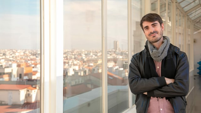 Pablo Simón, Politologe.
