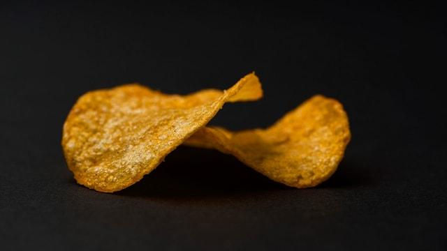 Kartoffelchip