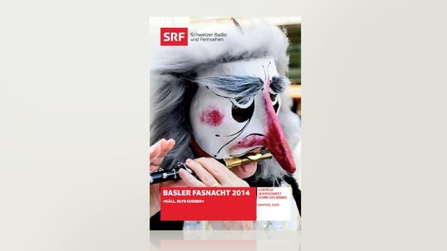 Basler Fasnacht 2014 - «Gäll, blyb suuber»