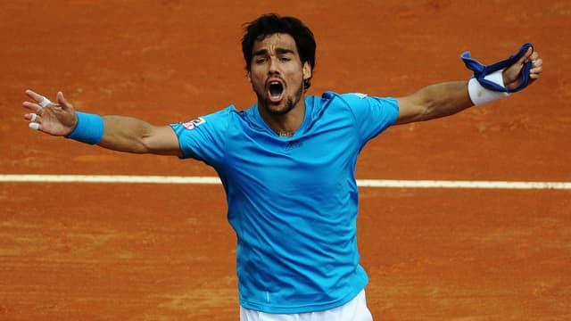 Fabio Fognini bezwang die Weltnummer 8 Andy Murray.