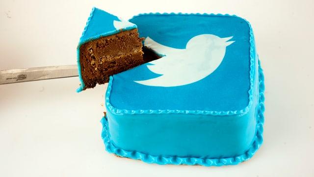 Facebook-Kuchen