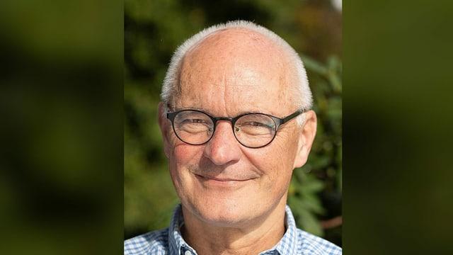 Purtret da Rolf Widmer che daventa il nov expert per la regiun.