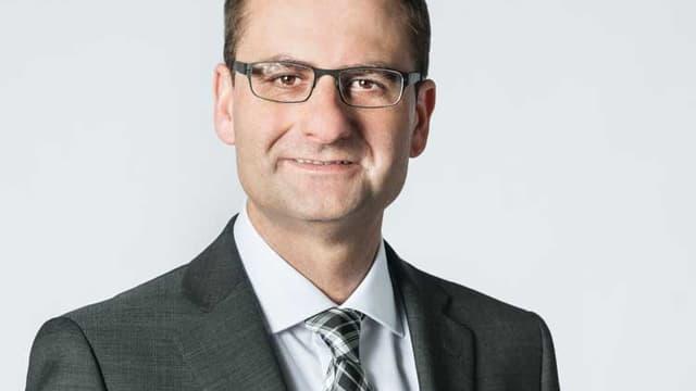 Porträt von Martin Kaiser.