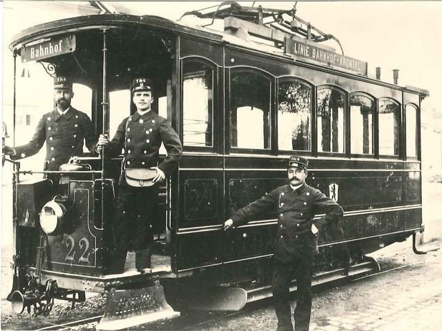 St. Galler Tram 1897