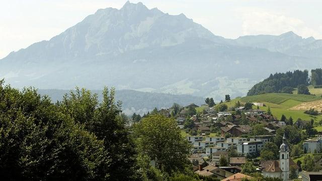Gemeinde Adligenswil und Pilatus