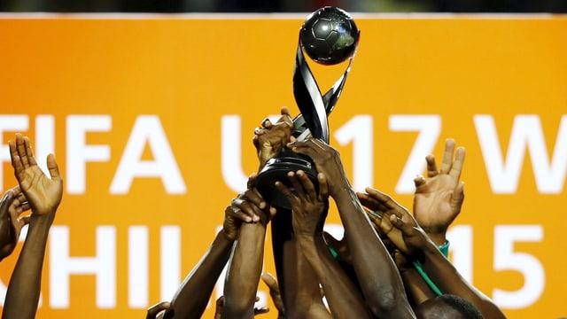 Nigerianische Fussballer.