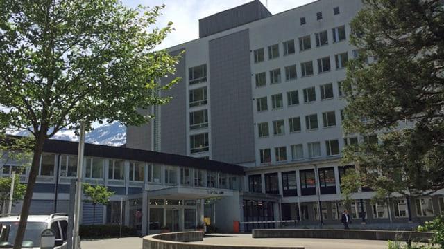 Das Kantonsspital Uri in Altdorf.