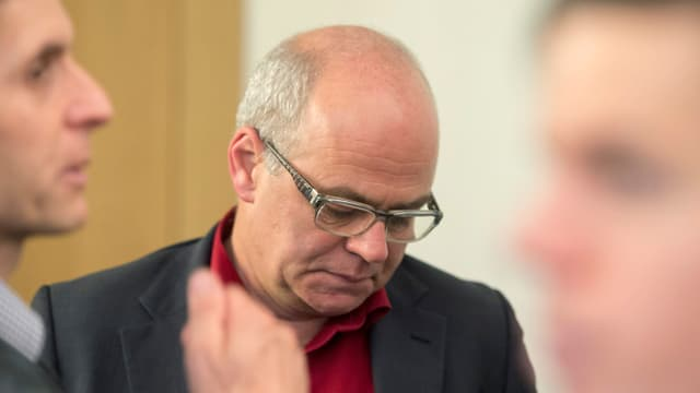 Andy Tschümperlin - traurig.