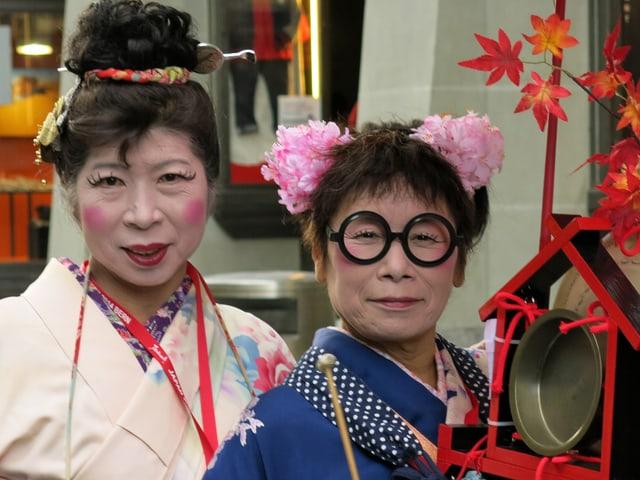 Portärt zweier Frauen