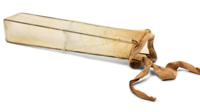 Kondom aus Schafsdarm, um 1800