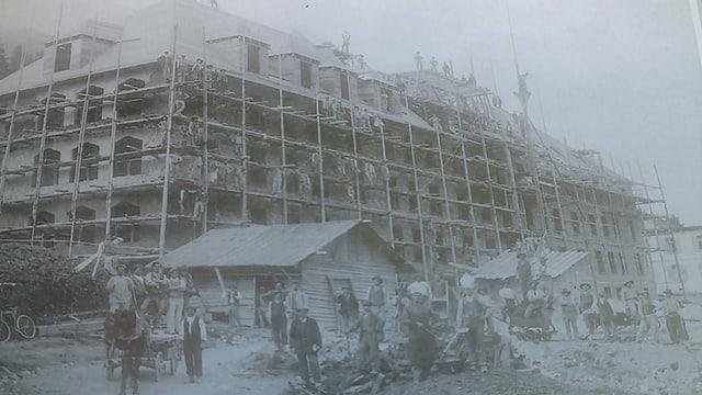 il 2. ospital pli grond dal 1914
