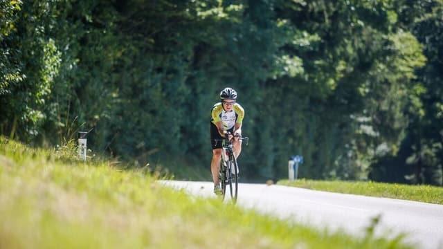 Migg Scherrer am Rennen Race around Austria