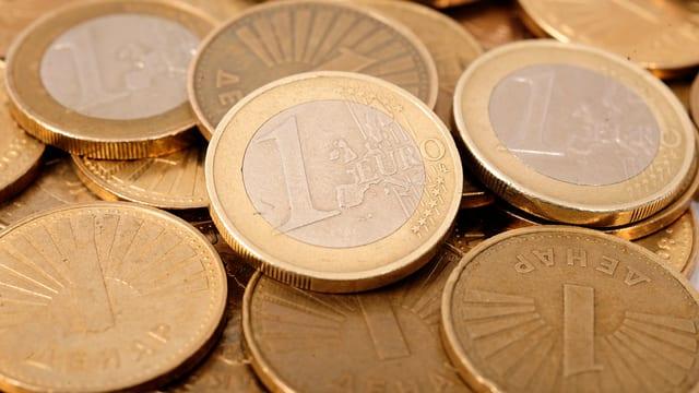 euros e denars