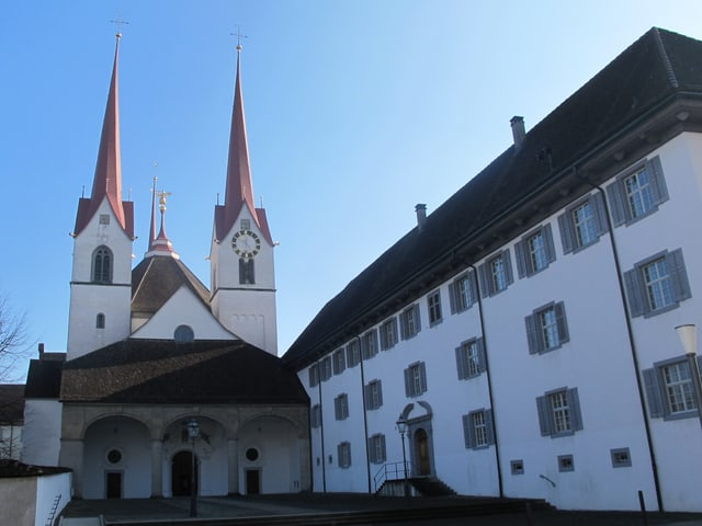 Das Kloster Muri