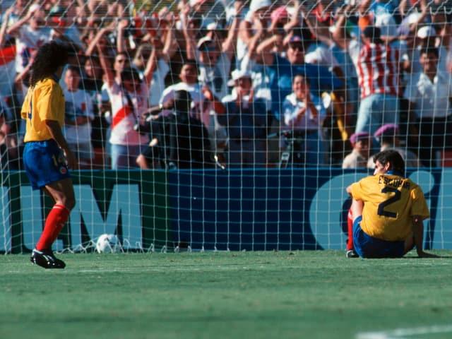 Kolumbien Fußballer Erschossen
