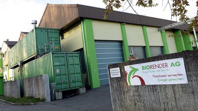 Biorender Firma in Münchwilen