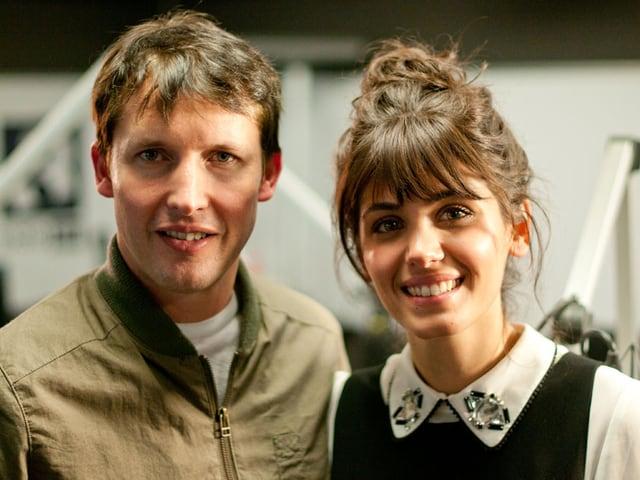 SRF 3 bringt James Blunt und Katie Melua wieder zusammen!