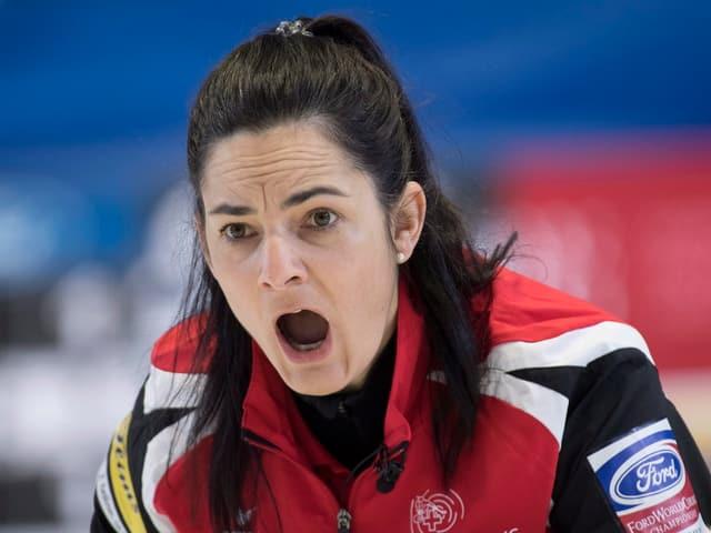 Sportmix - Flimser Curlingteam disloziert nach Langenthal