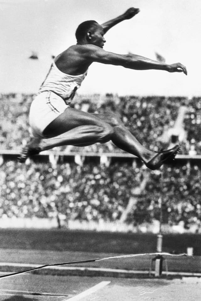 Jesse Owens.
