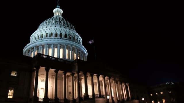 Il Capitol a Washington en il stgir.