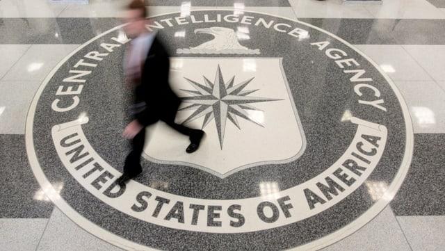 CIA-Hauptquartier in Langley.
