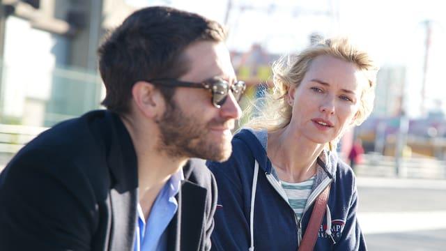 Die beiden Stars des Films: Jake Gyllenhaal und Naomi Watts.