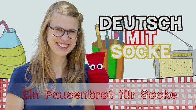 Video «Deutsch mit Socke: Ein Pausenbrot für Socke (19/35)» abspielen