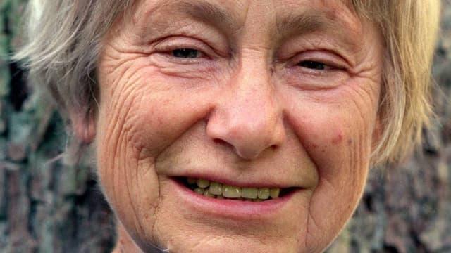 Porträt von Dorothee Sölle