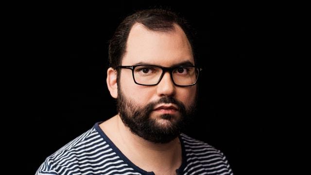 Porträtbild von Luca Bruno