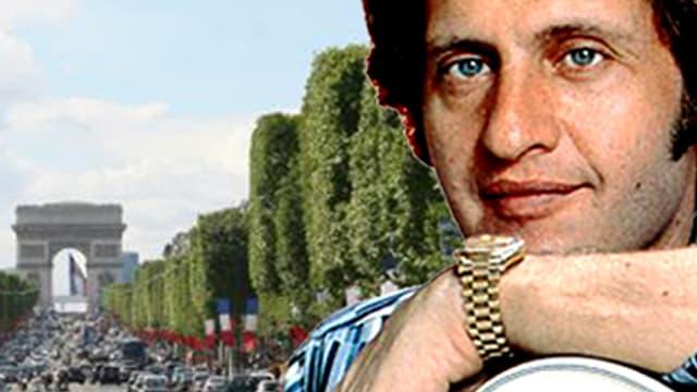 Les Champs-Elysées und der gleichnamige Evergreen von JOe Dassin sind unzertrennlich geworden.