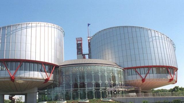 Europäischer Gerichtshof für Menschenrechte in Strassburg.