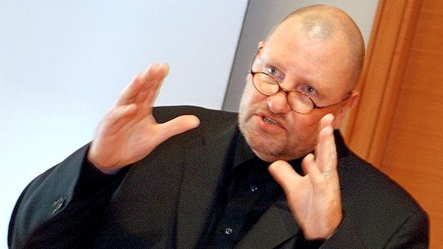 Dieter Behring.