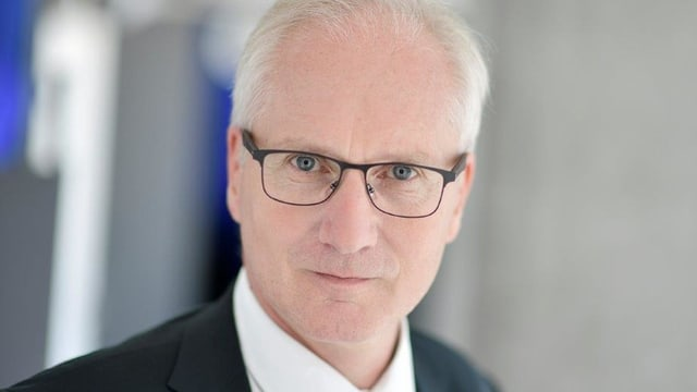 CEO Andreas Löwenstein