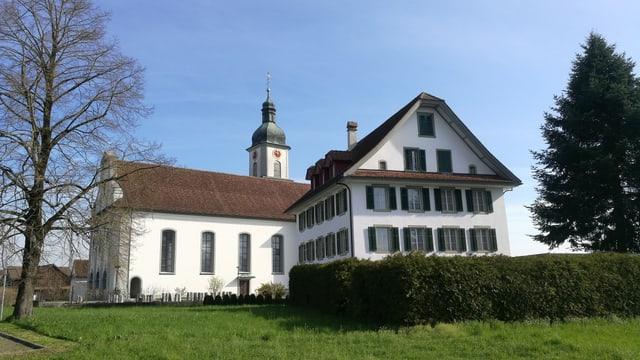 Kirche in Dietwil