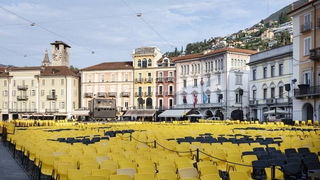 Zentralschweizer am Filmfestival Locarno
