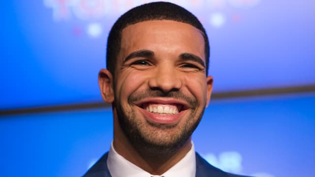 Veröffentlicht auch Playlists — Der Kanadische Rapper Drake