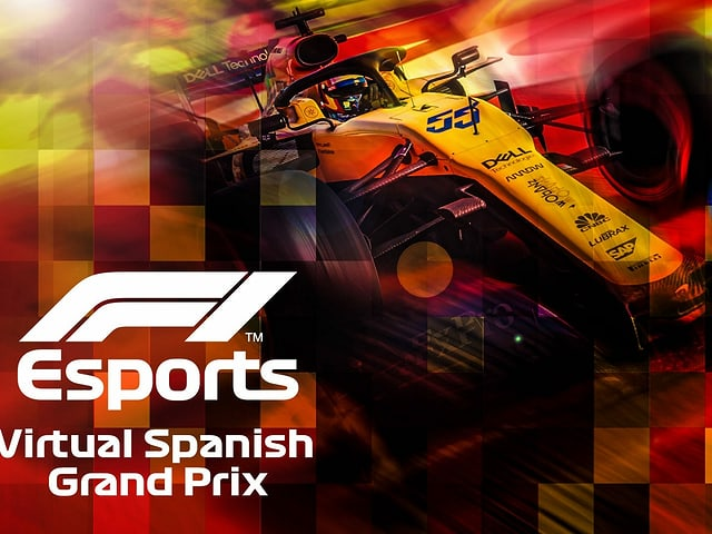 Logo Virtual Spanish Grand Prix.