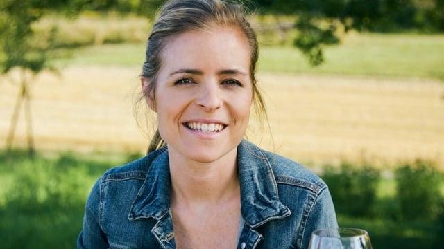 Hinter den Hecken mit Moderatorin Katharina Locher
