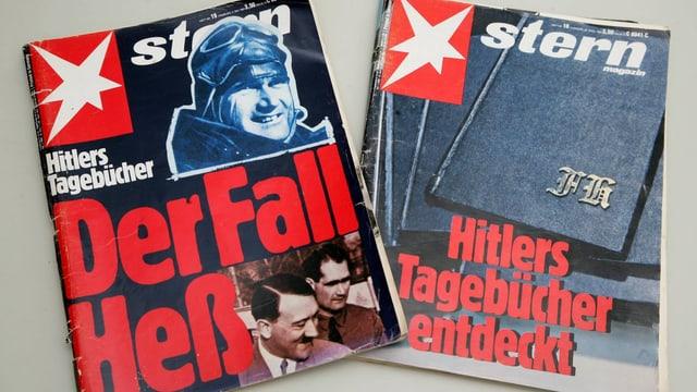 Die Skandale im deutschsprachigen Journalismus